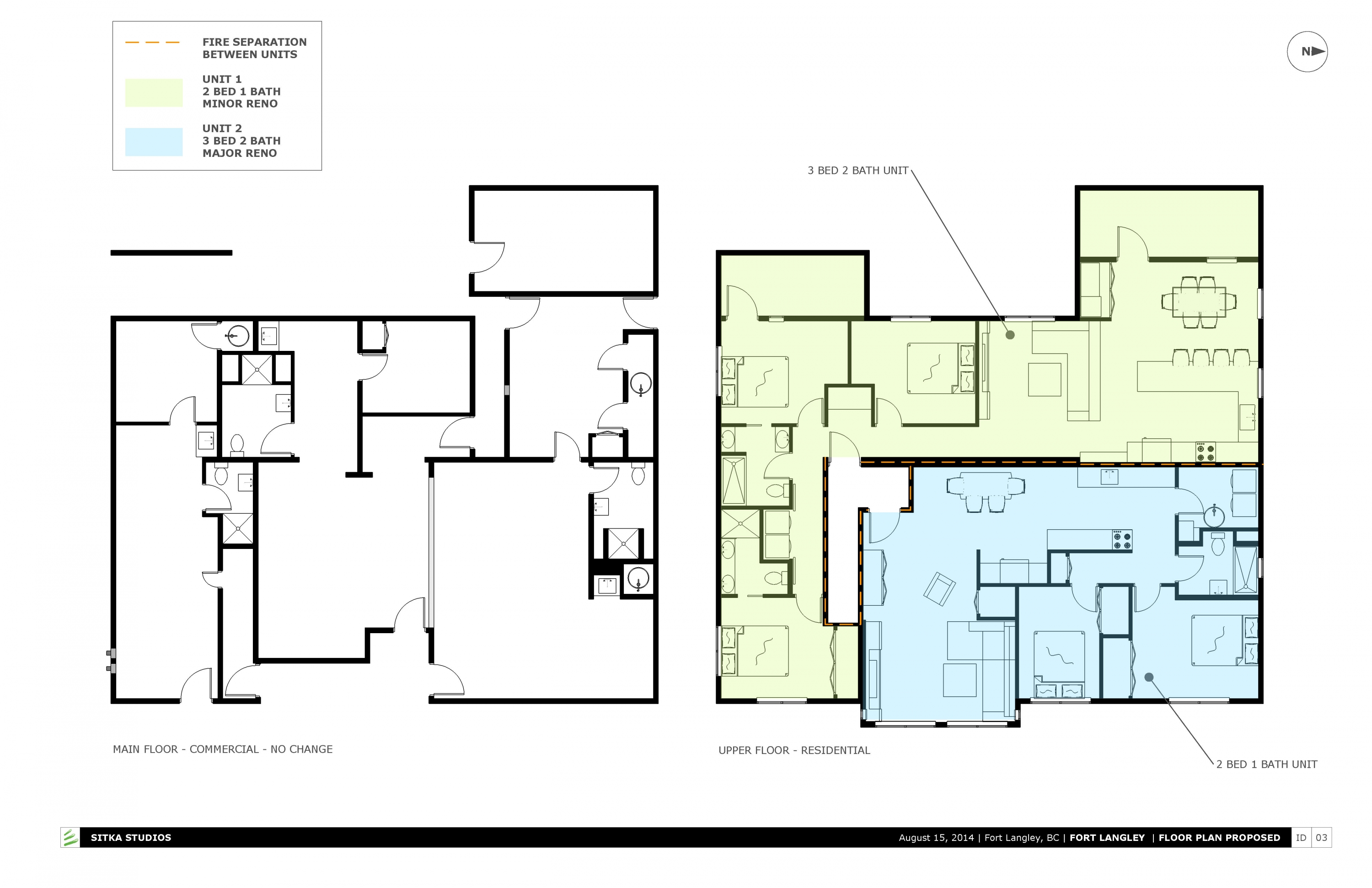 Commercial residential building plans joy studio design for Residential building floor plan