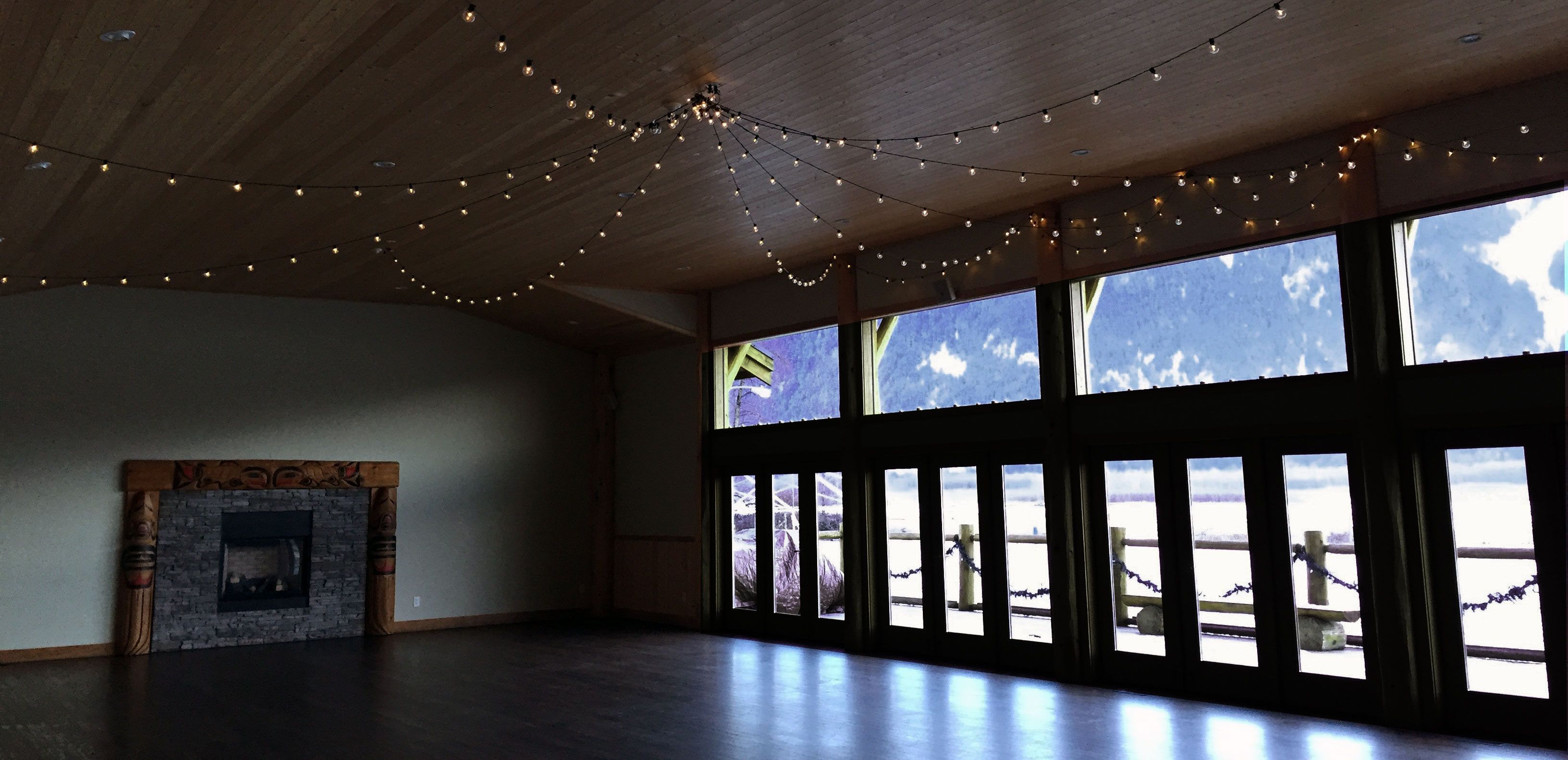 Globe String Lights Rentals : LED Globe String Lights Sitka Studios